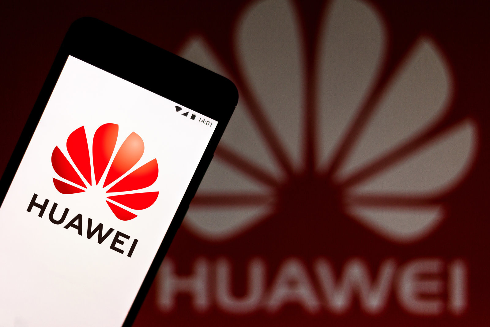 Acquired   Huawei