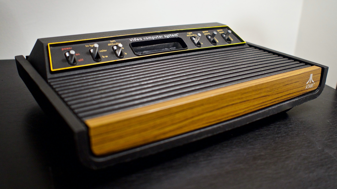 Acquired | Atari (with Nolan Bushnell)