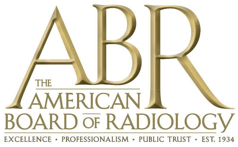 american boar of radiology