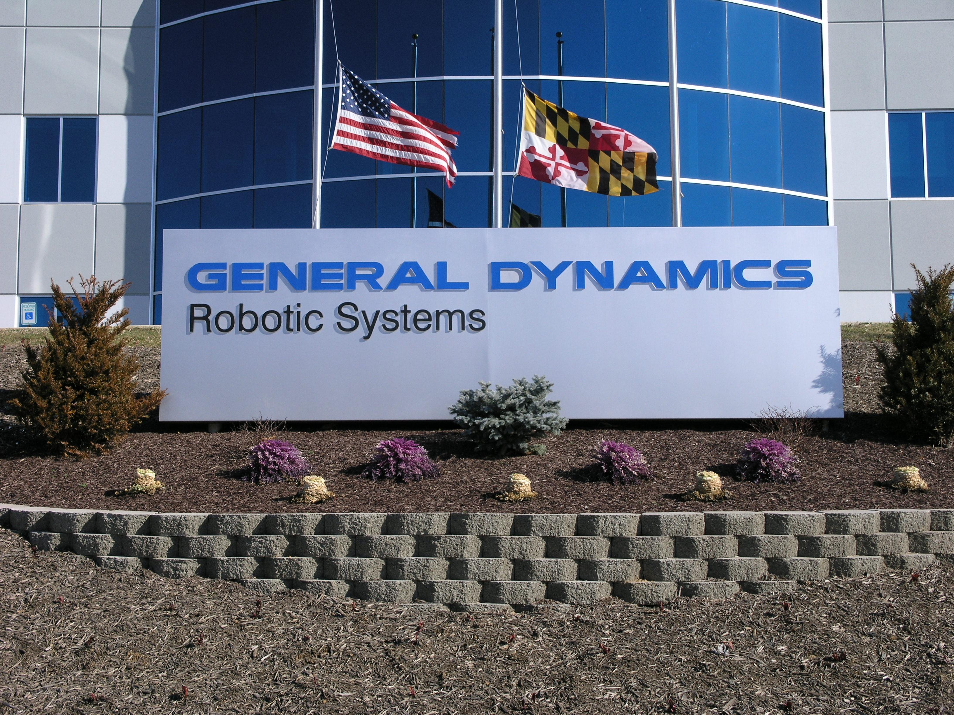 General Dynamics - Monument