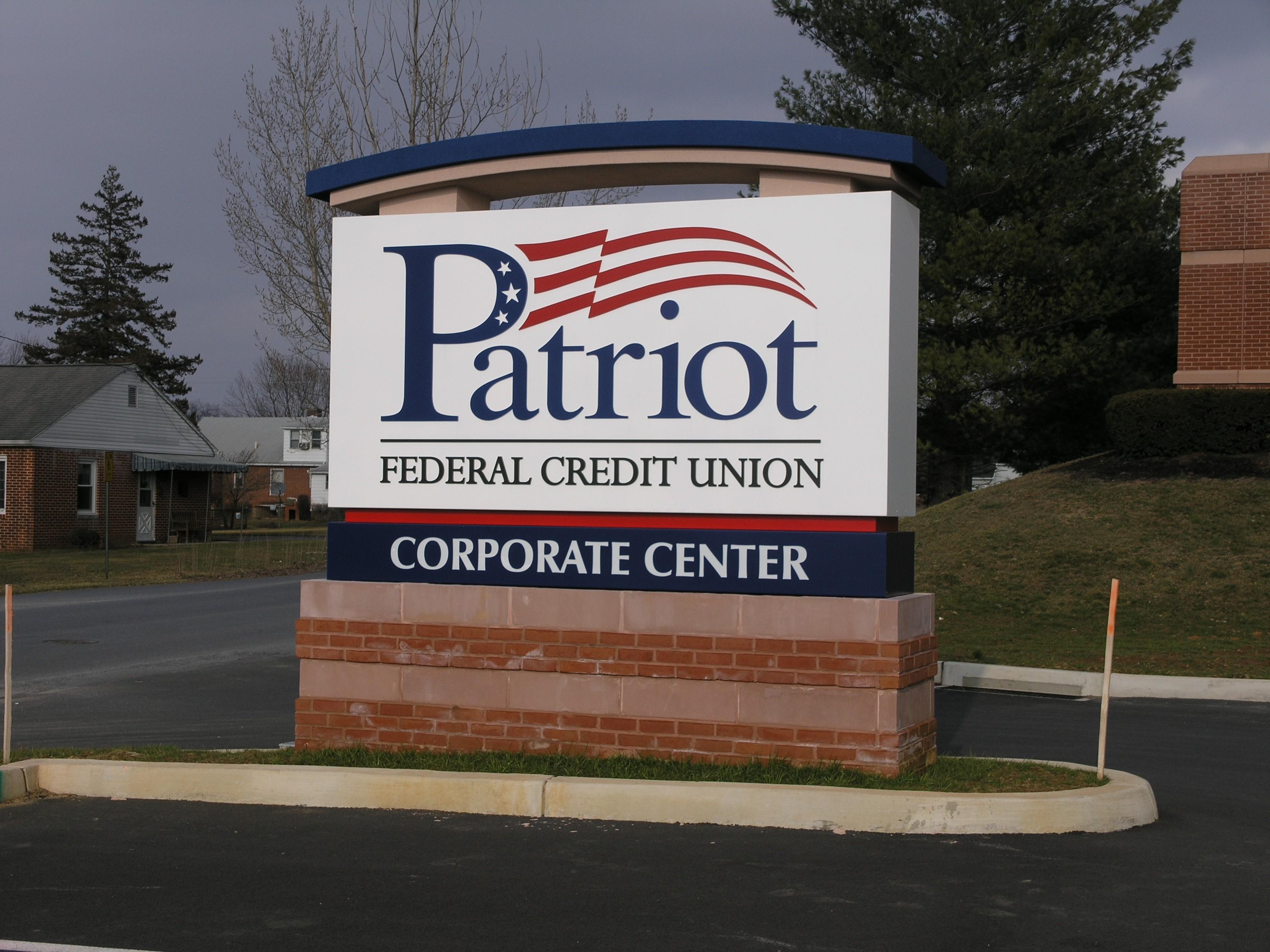 Patriot FCU Corporate - Monument