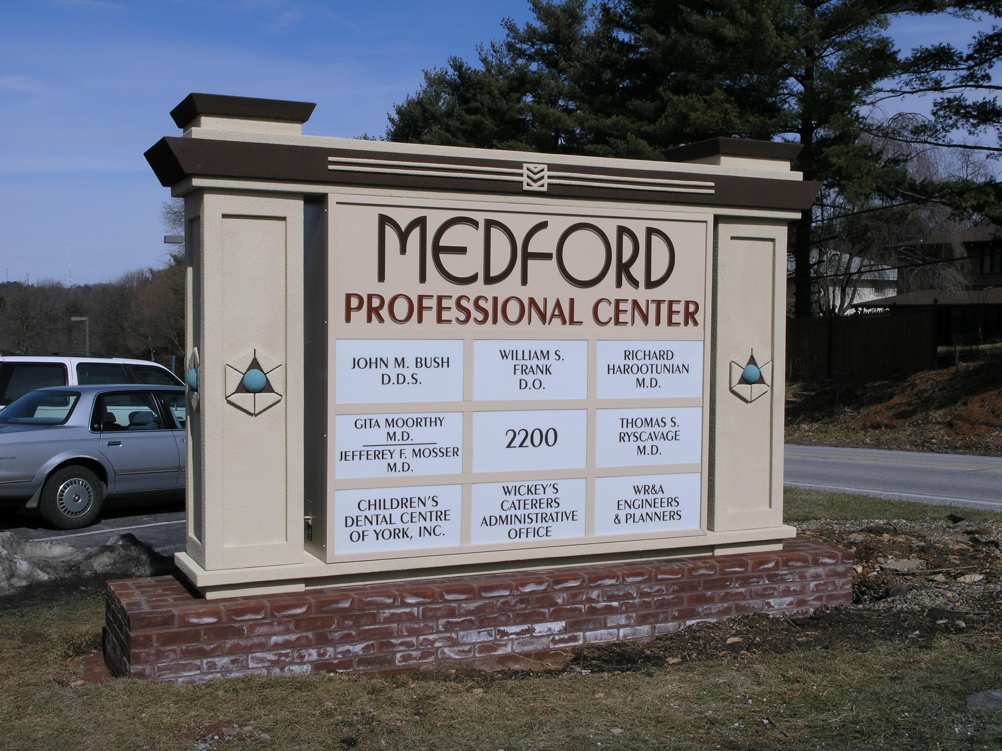 Medford Professional Center - Monument
