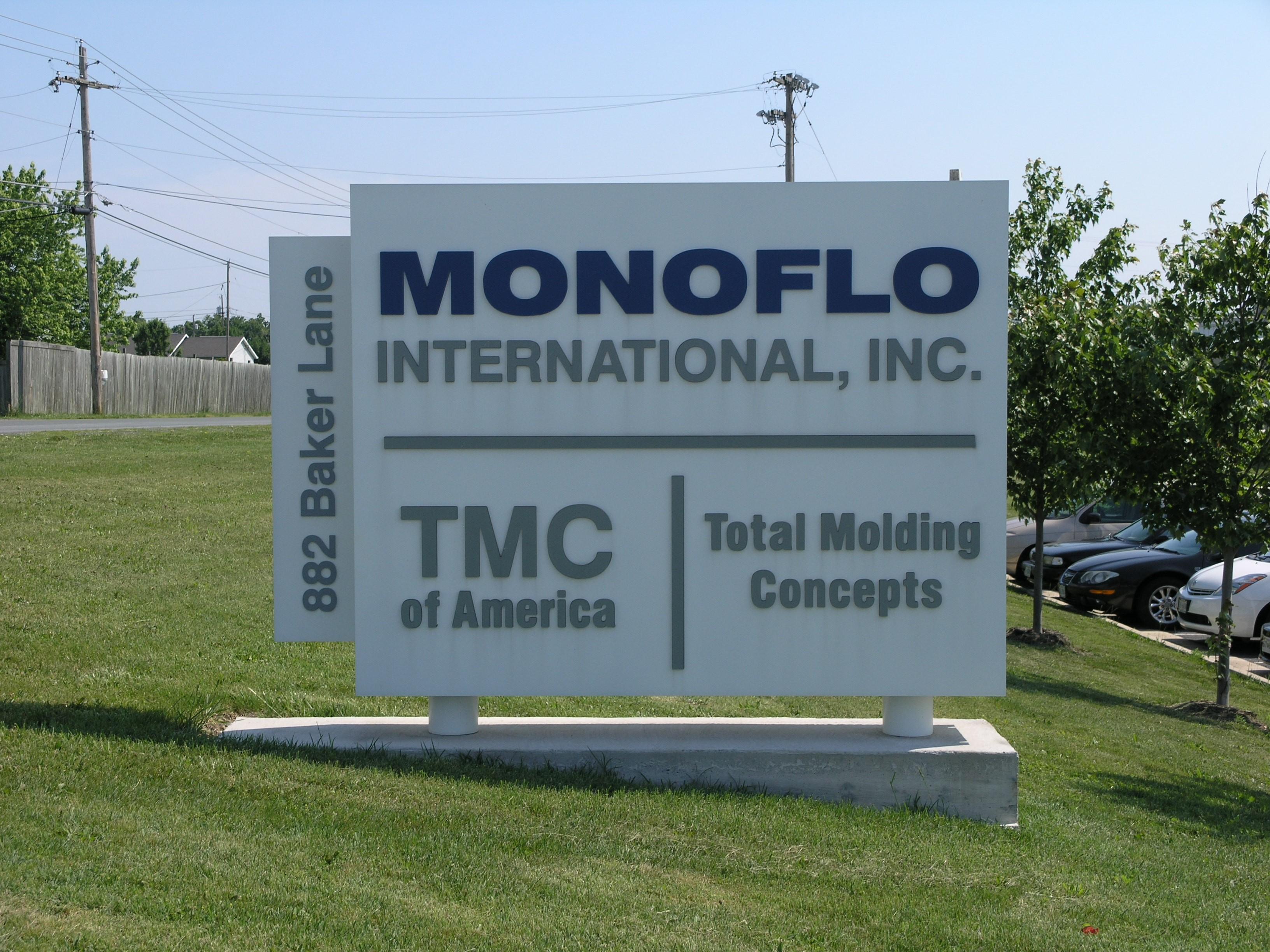 Monoflo Intl - Monument