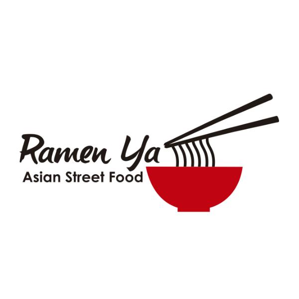 Logo Restaurante Ramen Ya: Asian Street Food