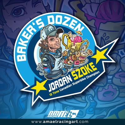 Logo Jordan Szoke