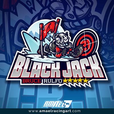 Logo Bruce Rulfo