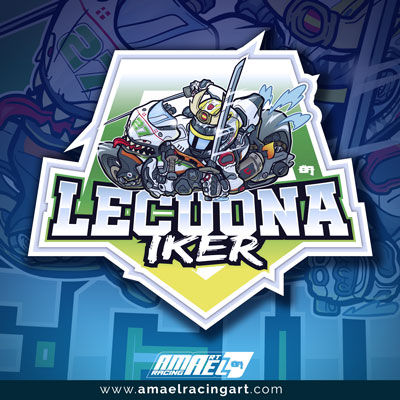 Logo Iker Lecuona
