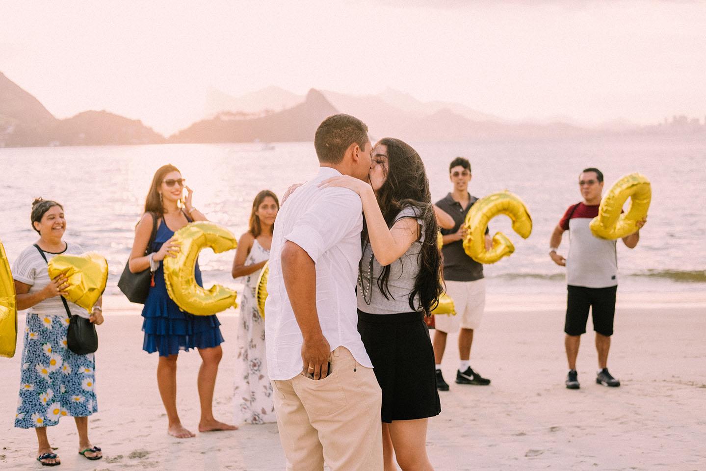Pedido de Casamento no Rio de Janeiro - Pedido de Casamento no Rio de Janeiro