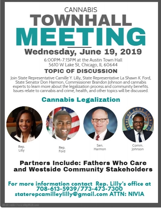 Cannabis Town Hall Meeting 6.19.19