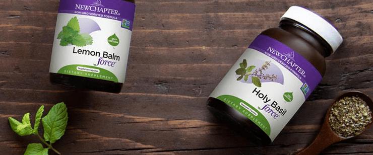 new chapter витамины iHerb июль 2020