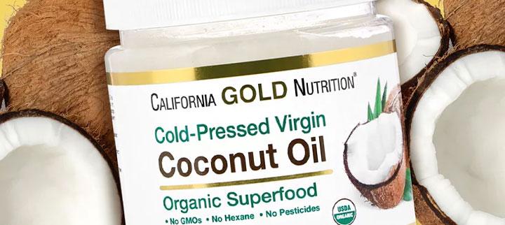 iherb кокосовое масло айхерб