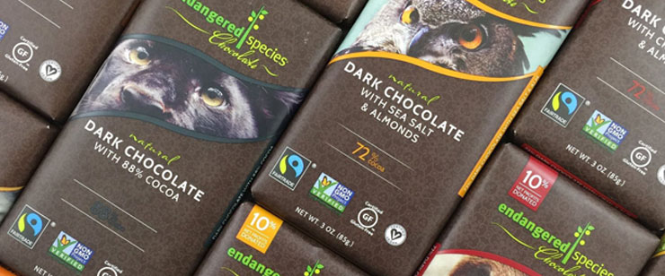 органический шоколад iHerb март 2020