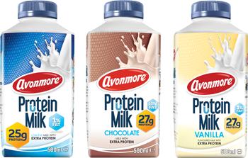 Avonmore Protein Milk Family Shot