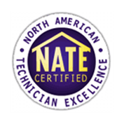blake & sons is proud to be NATE certified
