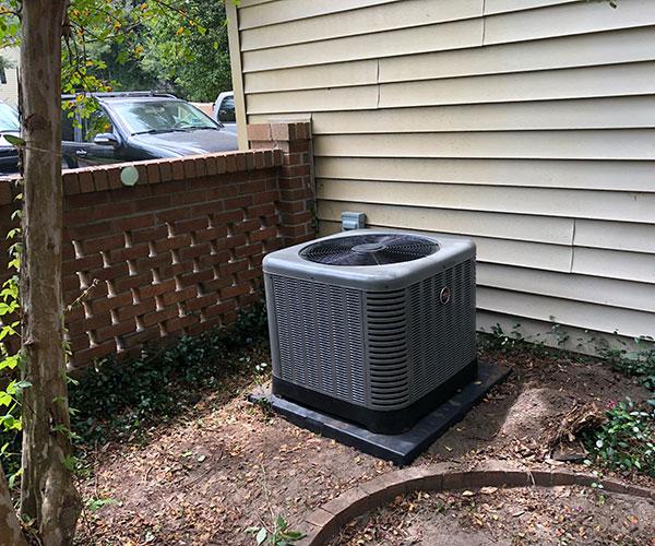 working heat pump in ladson