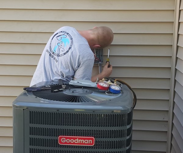 goodman ac repair
