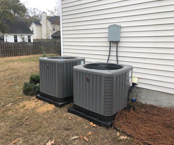 heat pump system in summerville