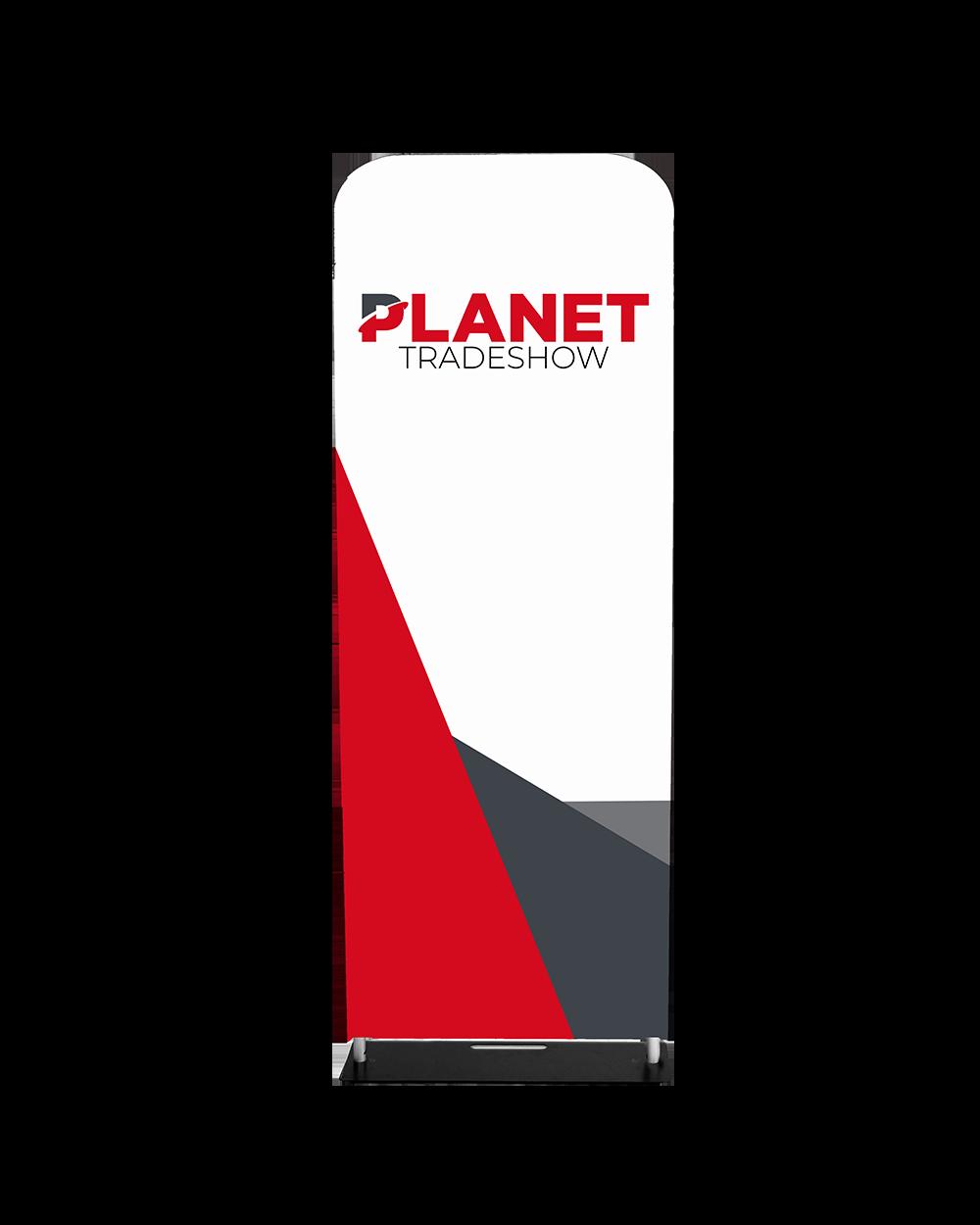 3ft ZipIt! Premium Banner Stand
