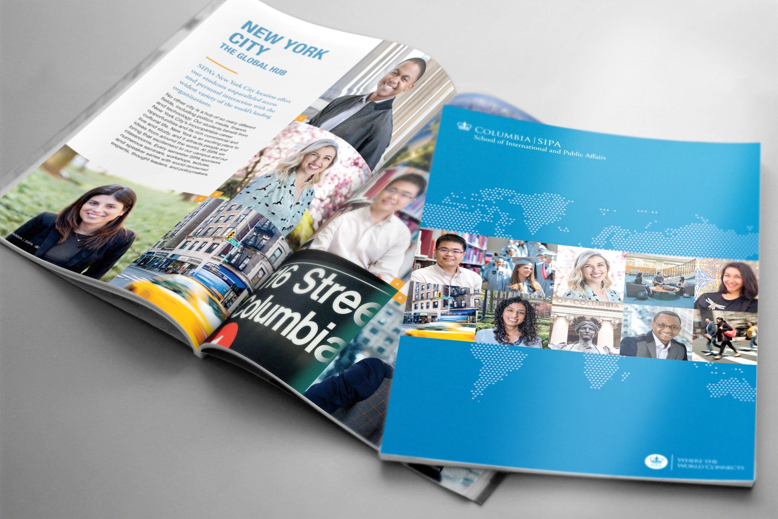 Columbia SIPA Admissions Brochure
