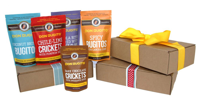 Don Bugito packaging