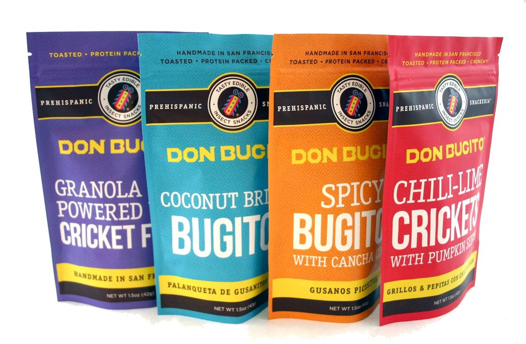 Don Bugito packaging