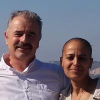 Simon & Radia Allchin