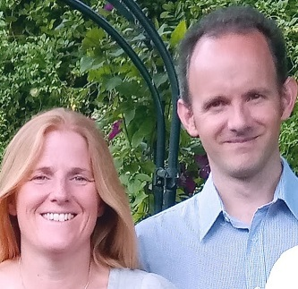 Jonathan & Rachel Vaughan