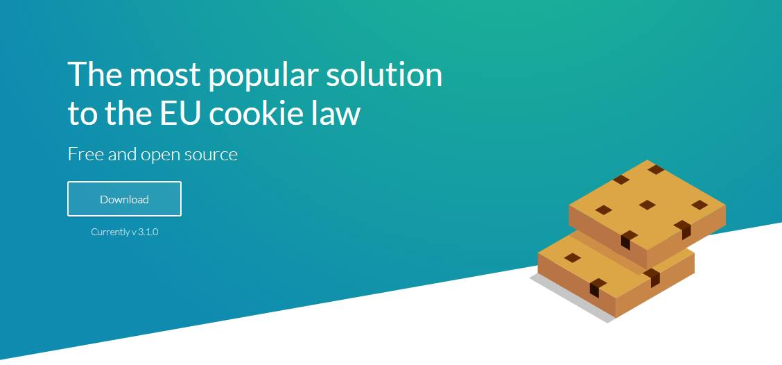 Cookie Consent Bar by Insites