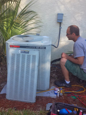 HVAC repair in Orlando, FL