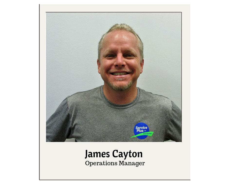 James Cayton