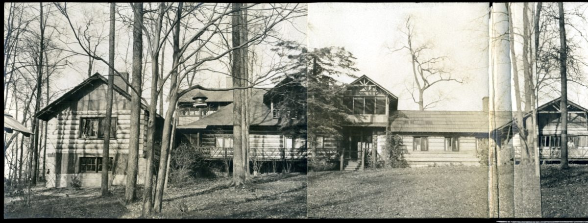 Mr. Stout's Hunting Lodge