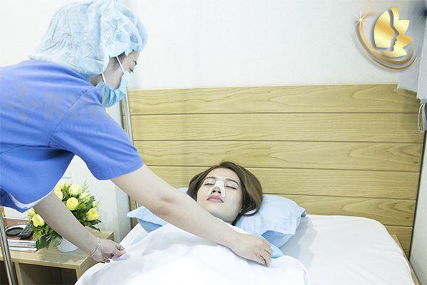 nâng mũi s line bằng phương pháp nâng mũi không phẫu thuật