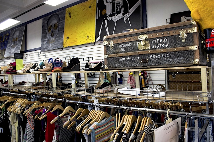 selection of clothes at Clothes Minded