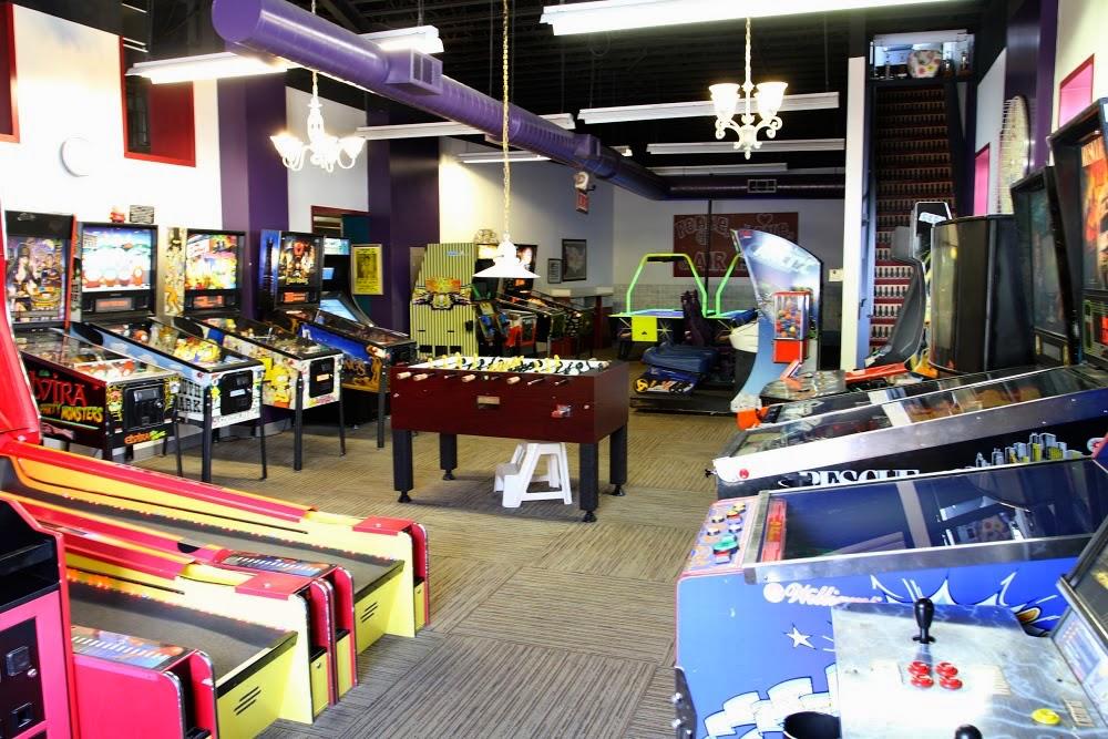 the arcade at Games N'At