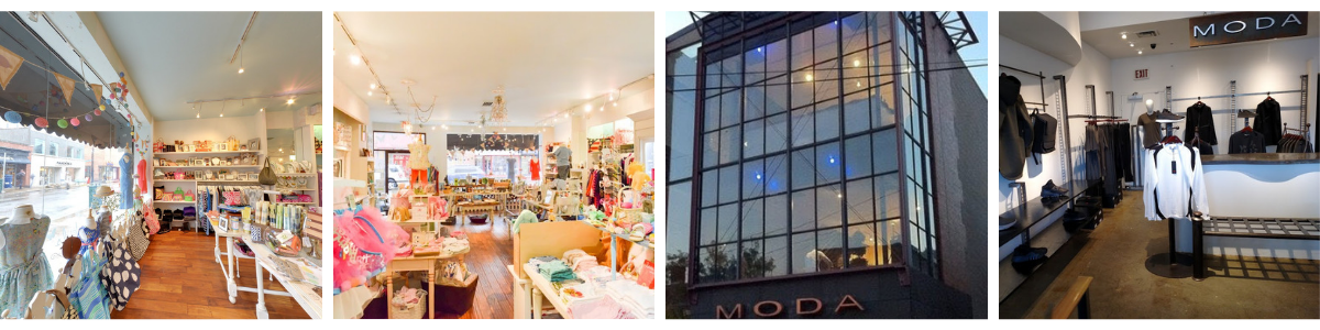 The Picket Fence and Moda in Shadyside