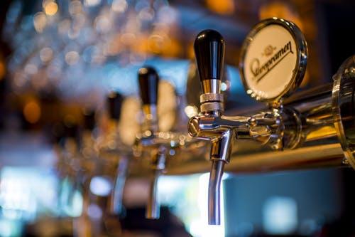 Cain's beer selection in Dormont