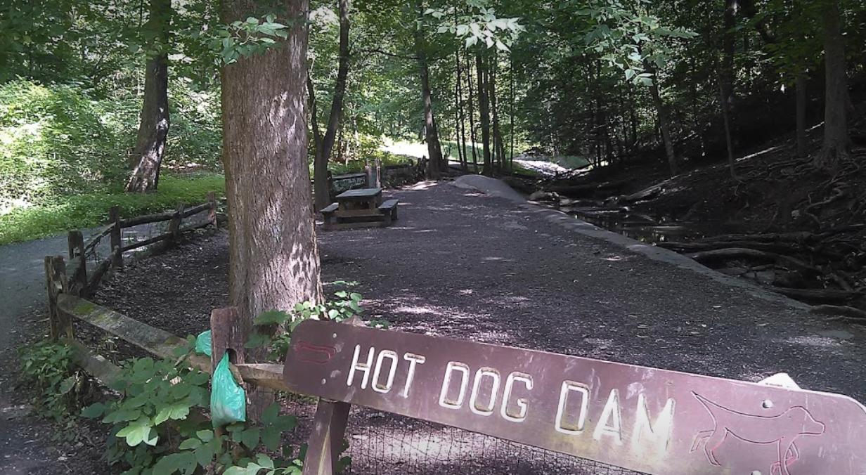 Hot Dog Dam