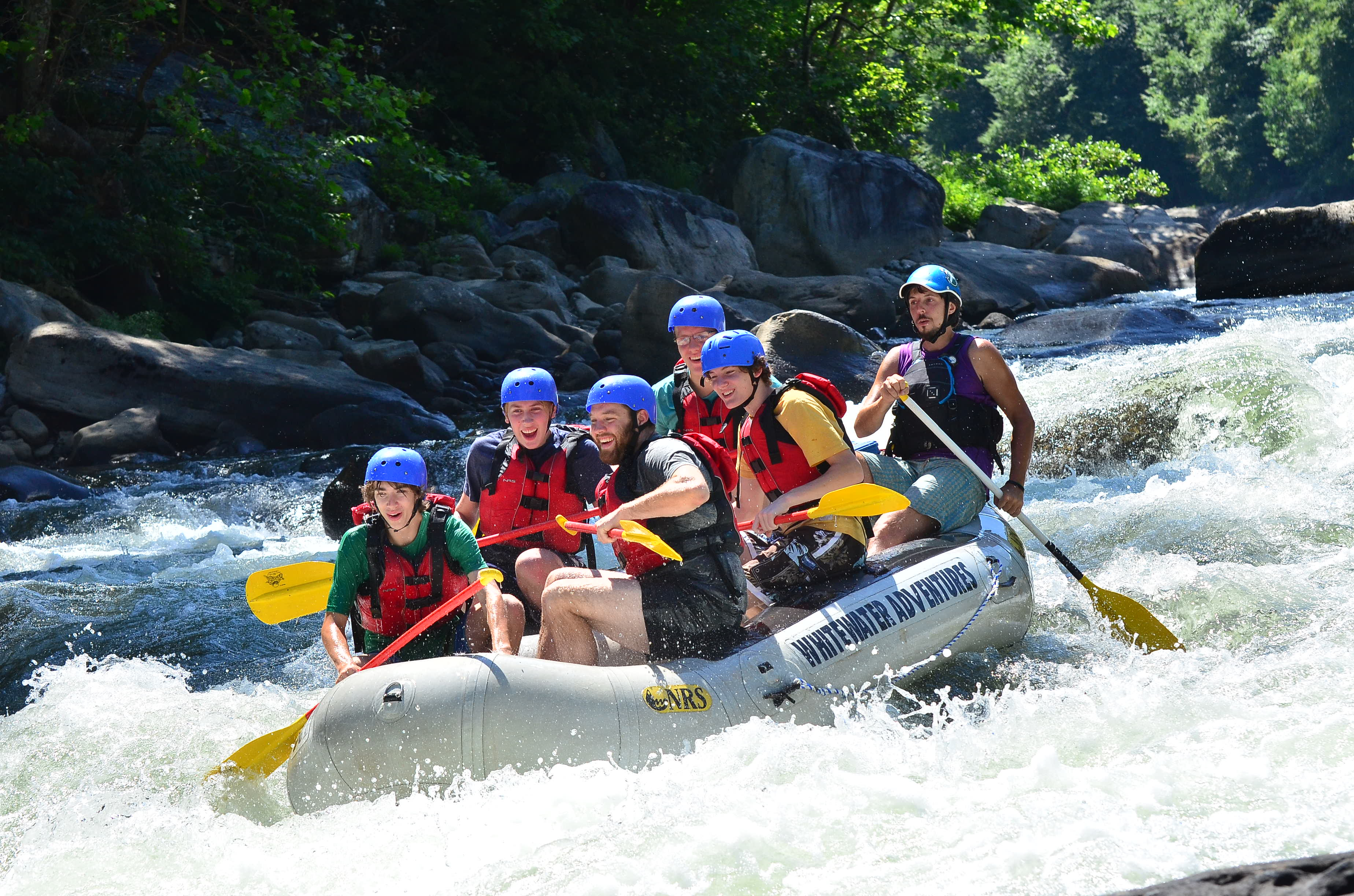 Ohiopyle Rafting Adventure
