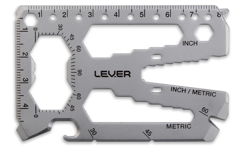 Wallet sized multi-tool