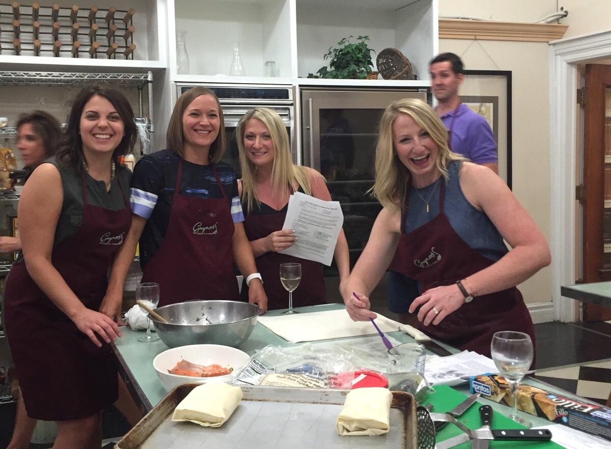 Gaynor's School of Cooking