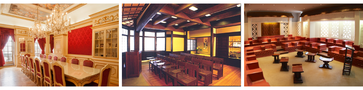 The Nationality Rooms at University of Pittsburgh