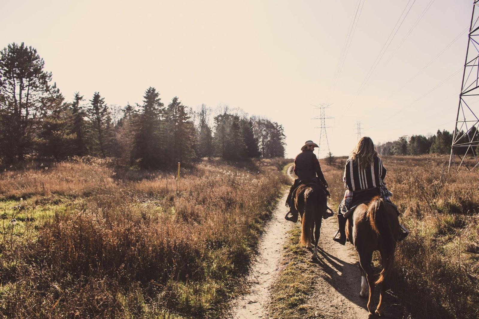 Rolling Hills Ranch horseback riding