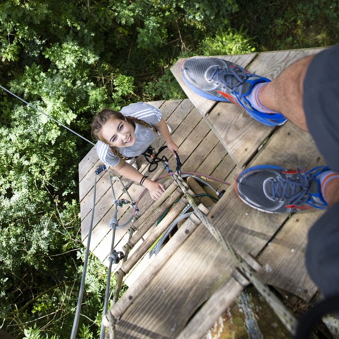 GoApe Rope Course