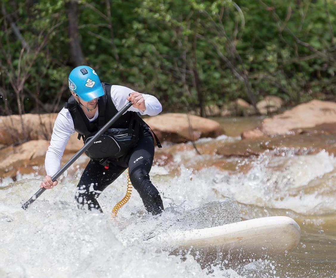 SurfSUP in Sarver