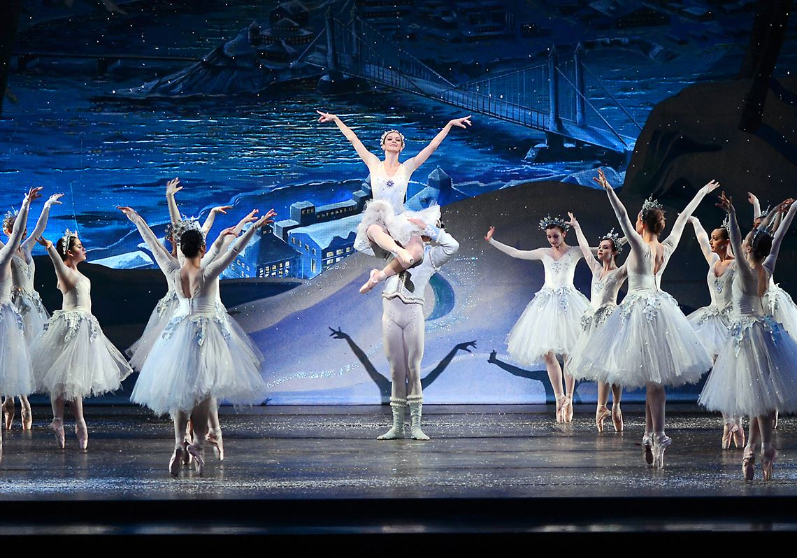 The Nutcracker at the Benedum