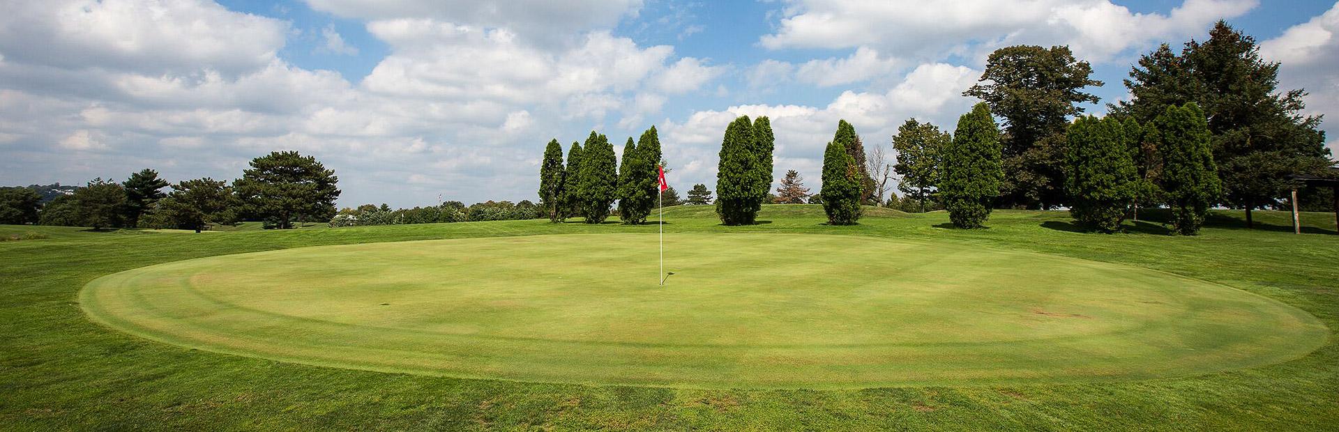 Bob O'Conner Golf Course at Schenley Park