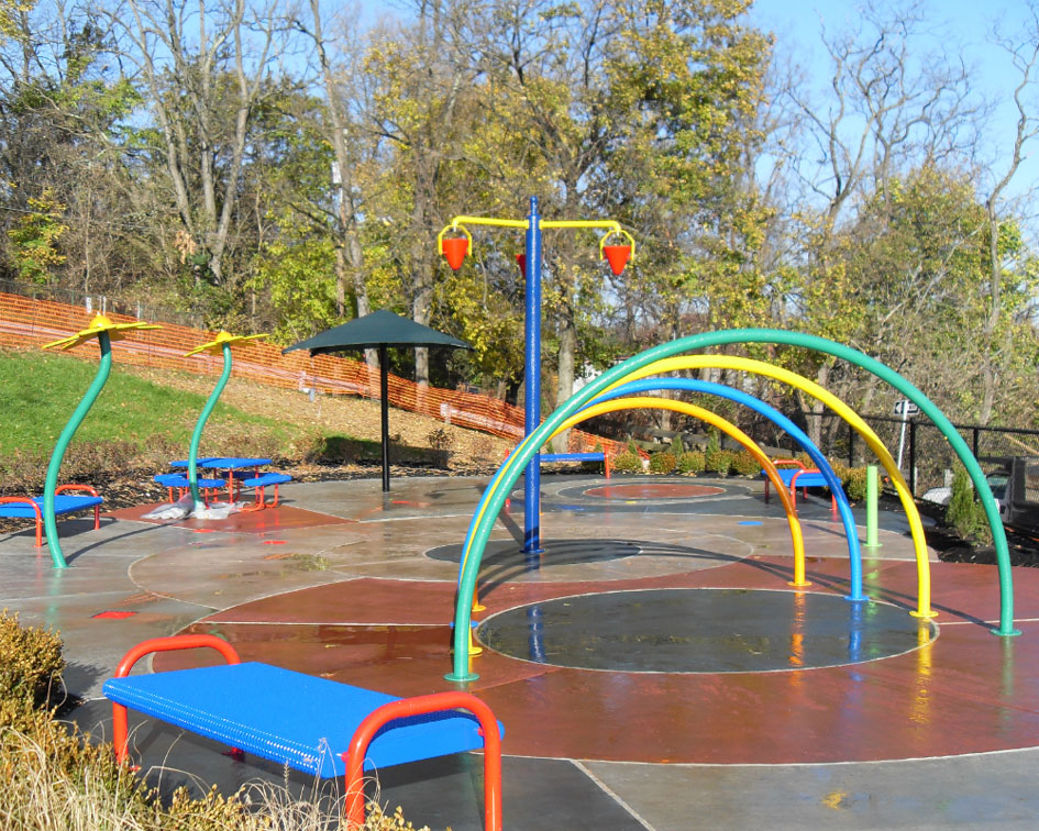 Beechview Spray Park
