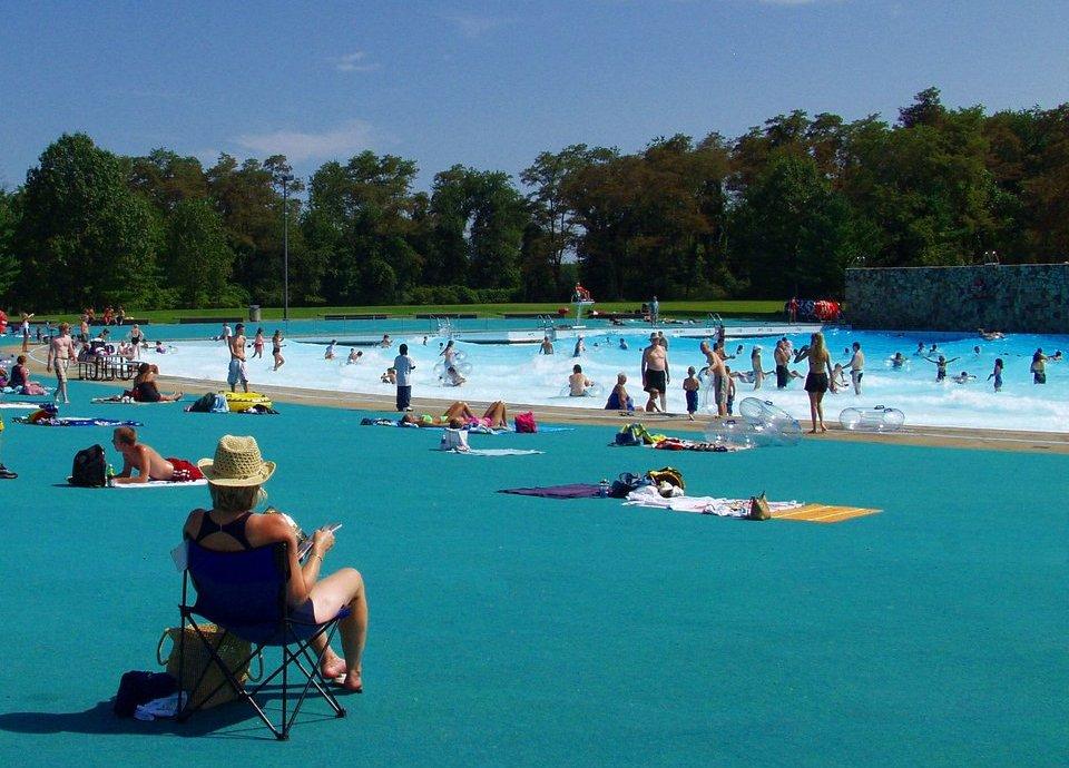 South Park Wave Pool