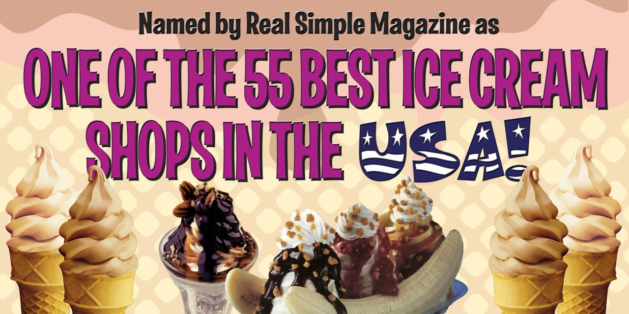 Page Dairy Mart award from Real Simple Magazine