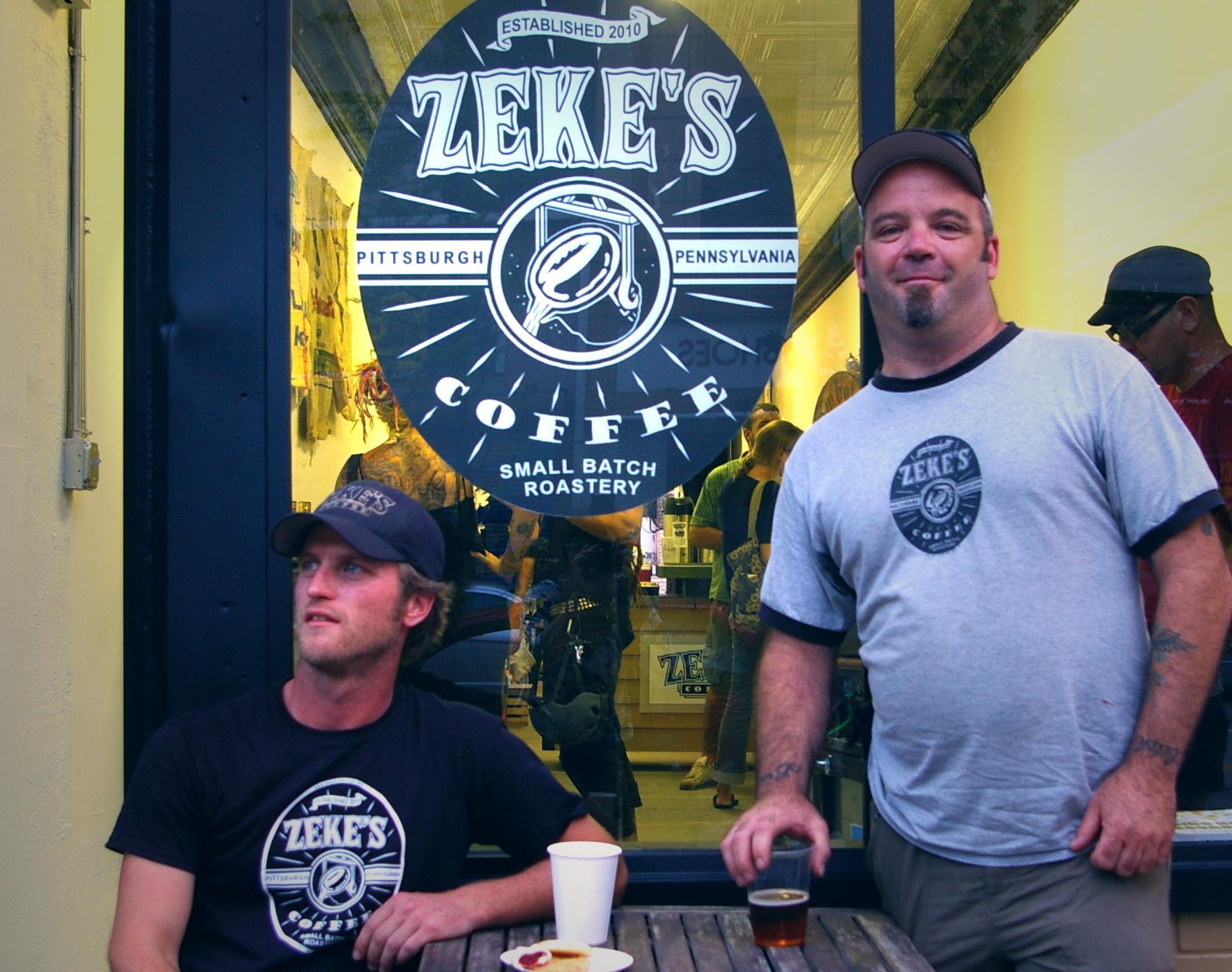 Zeke's Coffee